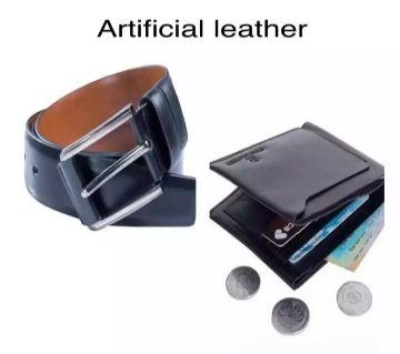 Belt and Wallet Combo Offer For Men Belt