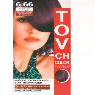 TOV CH Hair Colour FLOWERRY VIOLET 80ml China