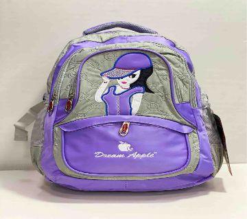 DREAM APPLE SCHOOL BAG FOR GIRLS