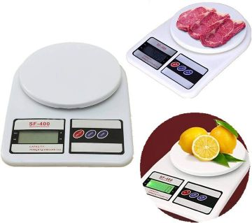 Digital Electronic Kitchen Scale 10kgs