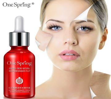 One Spring Red Pomegranate Fresh Moisturizing Essence 15ml - China