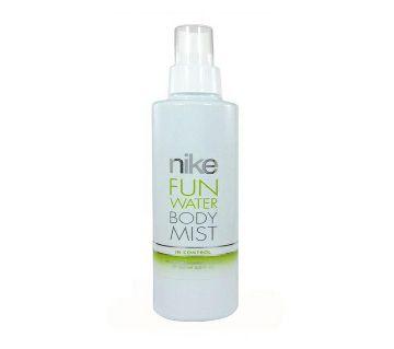 Nike Fun Water In Control Woman Body Mist - 200 ml