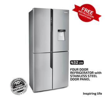 Linnex Refrigerator LNX-REF-432NL-TNM