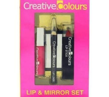 Creative Colours লিপ ও মিরর সেট