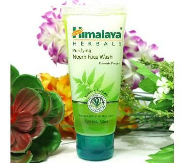 Himalaya Herbals Purifying Neem ফেস ওয়াশ - 100ml - India