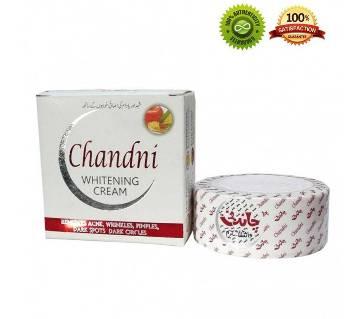 Chandni হোয়াইটেনিং ক্রিম - 30gm - Pakistan