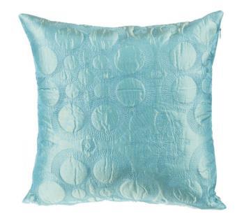 Aqua Cushion Cover by Ivoryniche