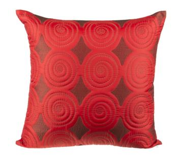 Red Cushion Cover by Ivoryniche