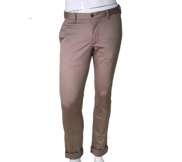 Grameen UNIQLO Slim Fit chino flat front pants A