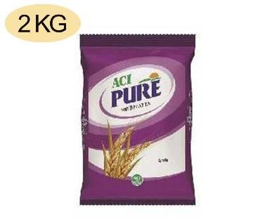 ACI Pure Atta - 2 kg - Atta 1 - 1AHATTA_298703