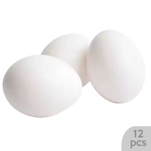 Duck Eggs (Deshi) Pack 12 pcs