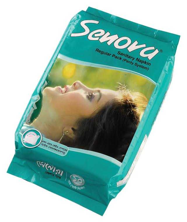 C2 Senora Sanitary Napkin Regular Flow (Panty) 10 pcs