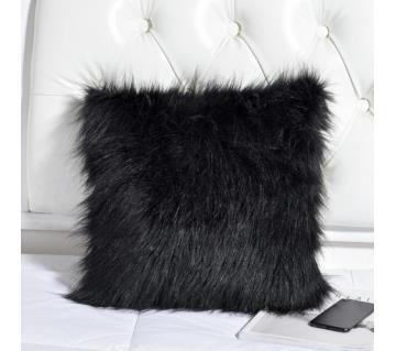 Faux Fur Fabrics Cushion