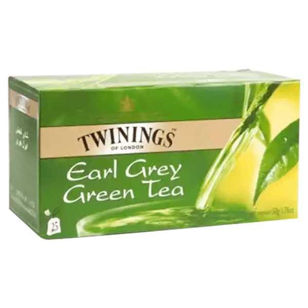 Twinings Earl Grey Green Tea 25 bags