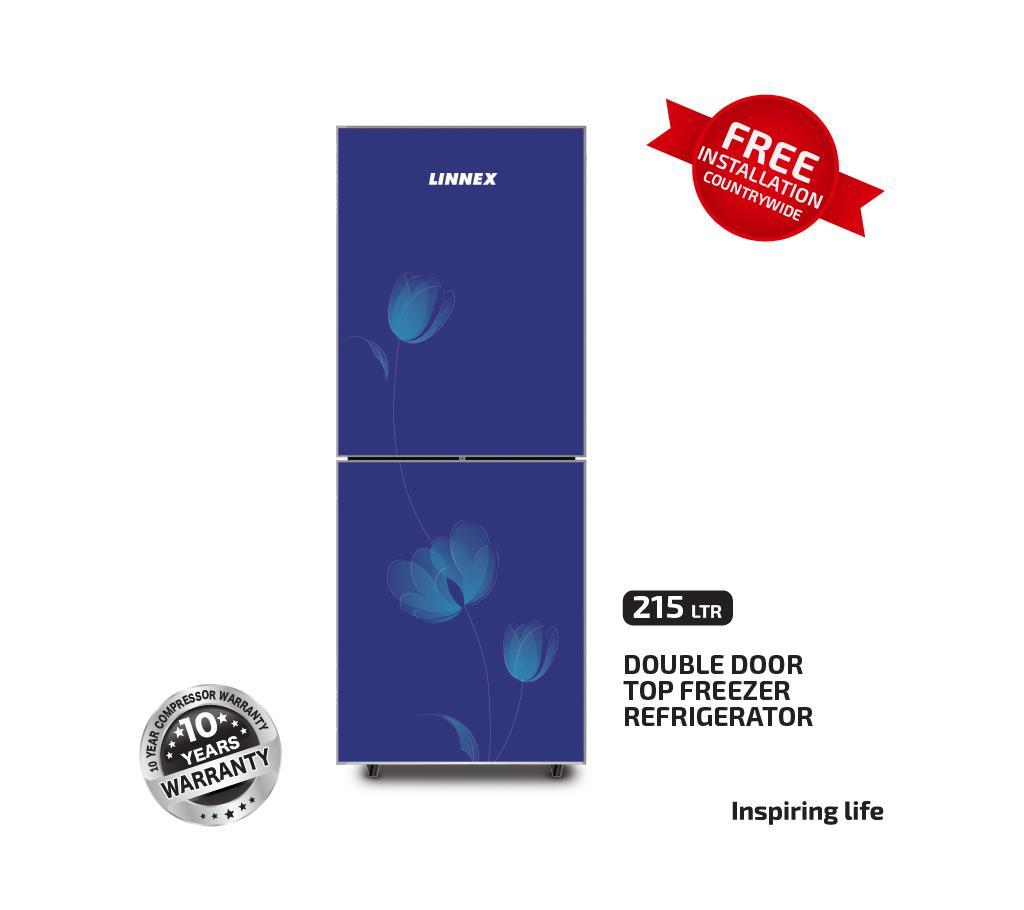 Linnex রেফ্রিজারেটর LNX-REF-215GD-TM-BLUE Lily বাংলাদেশ - 1058777