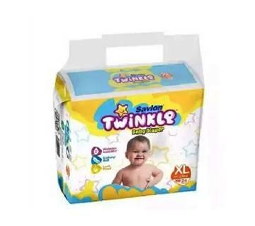 Twinkle Baby Diaper XXL  3pc
