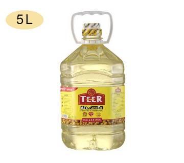 Teer Soyabean Oil 5 ltr
