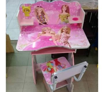 Reading Table For Kids With Chair