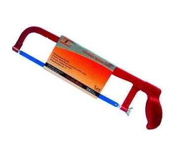 Hack Saw Frame 834 Straight - Red