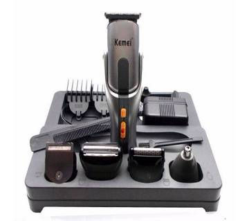 KEMEI KM-680A 8 IN 1 Rechargeable trimmer set