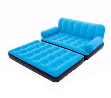 5 in 1 Inflatable Air Bed cum Sofa