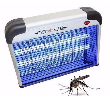 Pest killer mosquito net