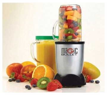 21 Pcs Magic Bullet Food Processor
