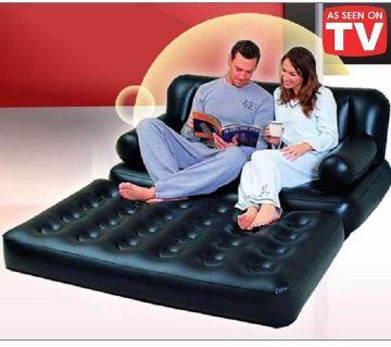 AIR O SPACE 5 IN1 sofa cum bed