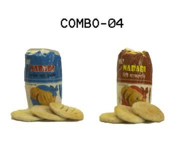 YA! নবাবী বাকরখানী (COMBO 4) 10 PCS PACK