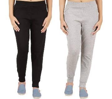 Super Skinny Rib Trouser for Women