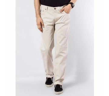 Cotton gents gabardine pants