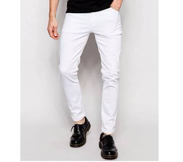 Cotton gents gabardine pant