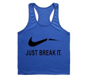 Mens Just Break It Tank Top