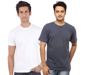 Lakbuas Branded Round Neck t-shirt Combo Pack