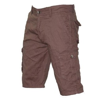 Mens casual three quarter pant