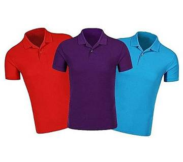 Mens Casual PK POLO-SHIRTS Combo Pack