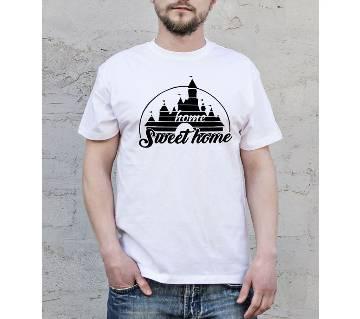Valentine Round Neck t-shirt For men