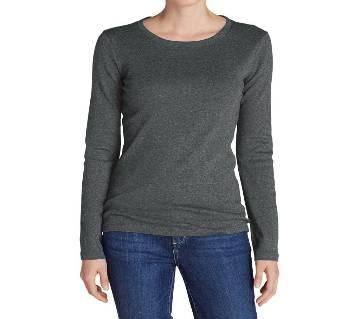 Full Sleeve round neck  t-shirt for women.