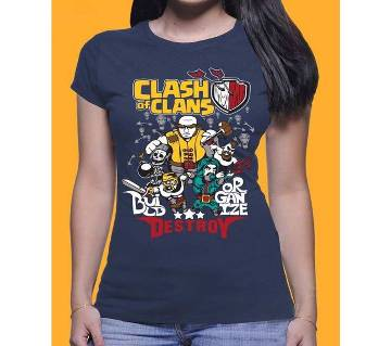 Clash of Clans T-Shirt For Ladies