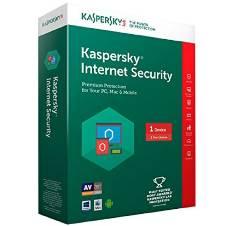 Kaspersky internet 1 user Security 2017