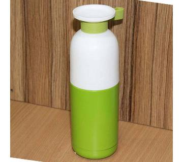 Capsule Shape Flask