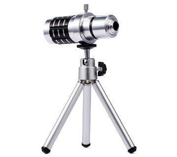 12X Mobile Zoom Lens Universal