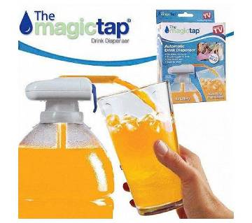 Magic Tap Juice Dispenser