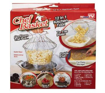 Multi Functional Chef Basket