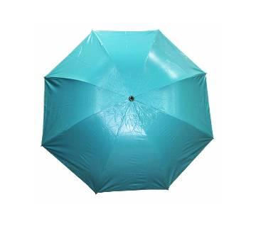 Blue Color Automatic Umbrella
