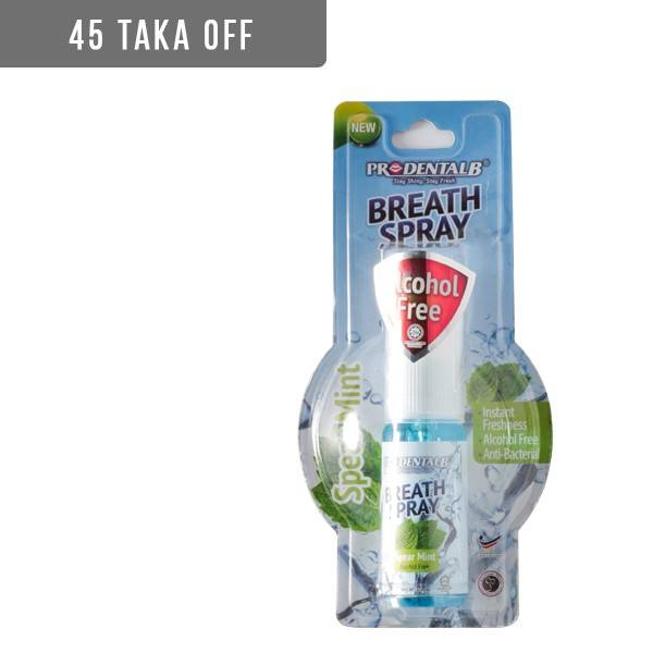 ProDentalB Mint Breath Spray 20 ml