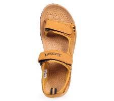 Sprint Beige Men's Leather Sandal | AjkerDeal.com4