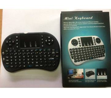 Wireless Mini Remote Keyboard