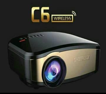 C6 Wifi TV প্রোজেক্টর