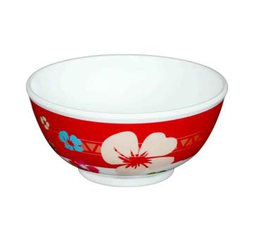 Double Color Square Bowl 3inch ( 6 Pieces)